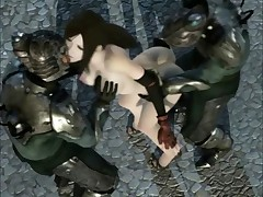Erotic 3D final fantasy