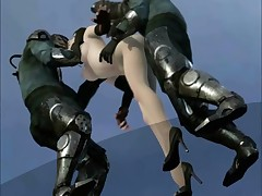 Final fantasy 3D sex