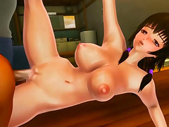 3D animated sex video